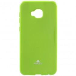 """""""Mercury"""" dėklas - žalias (Zenfone 4 Selfie Pro)"""