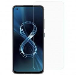 """""""Calans"""" Tempered Glass (nepilno dengimo) apsauginis ekrano stiklas 0.3 mm - skaidrus (Zenfone 8)"""