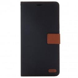 """""""Roar"""" Diary atverčiamas dėklas - juodas (Zenfone 2 Laser 5.5)"""