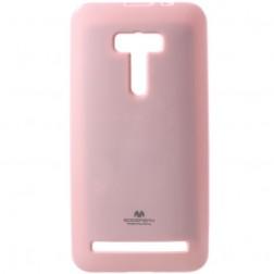 """""""Mercury"""" dėklas - šviesiai rožinis (Zenfone Selfie)"""