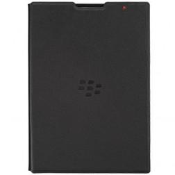 """""""BlackBerry"""" Smart Flip atverčiamas dėklas - juodas (Passport)"""