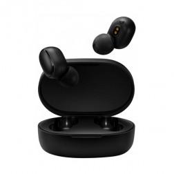 """Xiaomi"" Mi True Wireless Earbuds Basic S bevielės ausinės - juodos"