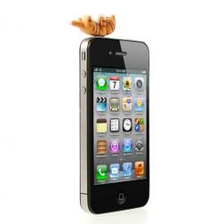 Ausinių lizdo kištukas - žaidžiantis kačiukas