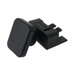 """""""CD Slot"""" magnetinis automobilinis telefono laikiklis - juodas"""