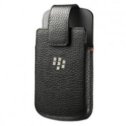 """""""BlackBerry"""" odinė įmautė - juoda (Q10)"""