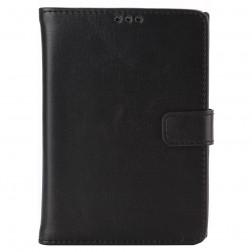 """""""Retro"""" atverčiamas dėklas - juodas (Passport)"""