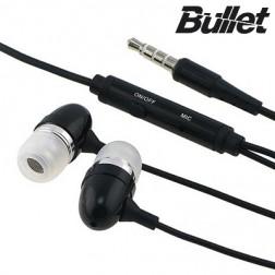 """""""Bullet"""" ausinės - juodos (Symbian)"""