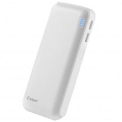 """Cager"" B16 išorinė baterija - balta (12000 mAh)"