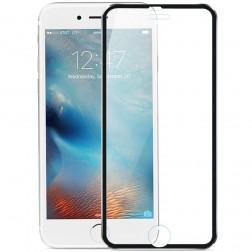 """""""Hat-Prince"""" 9H Tempered Glass pilnai dengiantis apsauginis ekrano stiklas 0.2 mm - juodas (iPhone 7 Plus / 8 Plus)"""