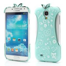 """""""Cheongsam"""" Design dėklas - žalias (Galaxy S4)"""