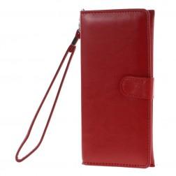 Universali atverčiama įmautė - piniginė, raudona (XL+ dydis)