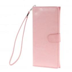 Universali atverčiama įmautė - piniginė, rožinė (XL+ dydis)