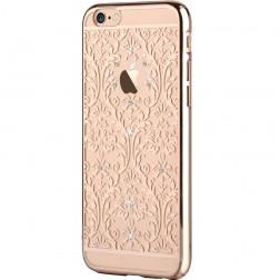 """""""Devia"""" Baroque Swarovski dėklas - auksinis (iPhone 6 Plus / 6S Plus)"""