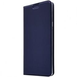 """""""Dux Ducis"""" Skin atverčiamas dėklas - tamsiai mėlynas (Nokia 5.1 2018)"""