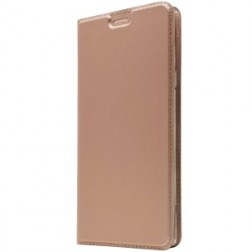 """""""Dux Ducis"""" Skin atverčiamas dėklas - rožinis (Nokia 8 Sirocco)"""