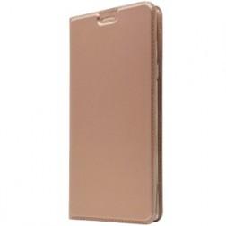 """""""Dux Ducis"""" Skin atverčiamas dėklas - rožinis (Galaxy A8+ 2018)"""