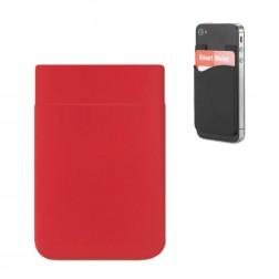 """""""Elago"""" kortelės dėklas - raudonas"""