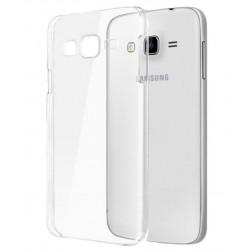 Ploniausias TPU dėklas - skaidrus (Galaxy E7)