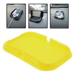 """""""Anti-Slip Pad"""" kilimėlis, laikiklis - geltonas (S dydis)"""