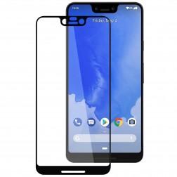 """Rurihai"" Tempered Glass apsauginis ekrano stiklas 0.26 mm - juodas (Pixel 3 XL)"