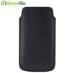 """GreenGo"" Duo Card įmautė - juoda (L+ dydis)"