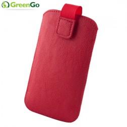 """GreenGo"" Mono įmautė - raudona (M dydis)"
