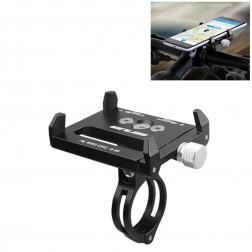 """""""Gub"""" G-85 universalus telefono laikiklis prie dviračio / paspirtuko"""