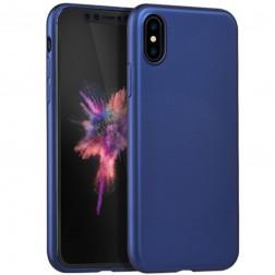 """""""HOCO"""" Pure dėklas - mėlynas (iPhone X)"""