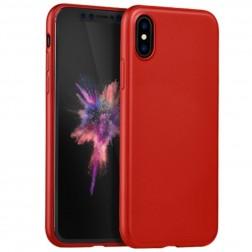 """""""HOCO"""" Pure dėklas - raudonas (iPhone X)"""