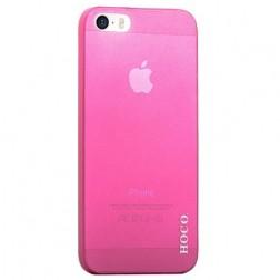 """""""HOCO"""" Thin dėklas - rožinis (iPhone 5 / 5S / SE)"""