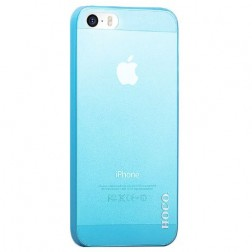 """""""HOCO"""" Thin dėklas - mėlynas (iPhone 5 / 5S / SE)"""