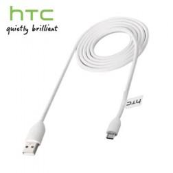 """HTC"" micro USB laidas - baltas (1,2 m.)"