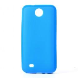 """Jelly Case"" dėklas - mėlynas (Desire 300)"