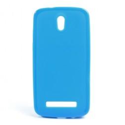 """Jelly Case"" dėklas - mėlynas (Desire 500)"