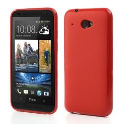 """""""Jelly Case"""" dėklas - raudonas (Desire 601)"""