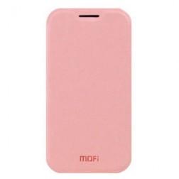 """""""Mofi"""" Rui atverčiamas dėklas - rožinis (Desire 610)"""