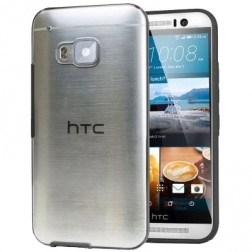 """HTC"" Clear Shield dėklas - skaidrus (One M9)"
