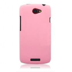 Plastikinis dėklas - rožinis (One S)