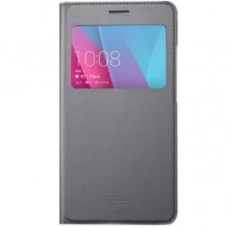 """""""Huawei"""" Smart Flip Cover atverčiamas dėklas - pilkas (Honor 5x)"""