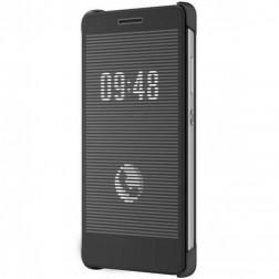 """""""Huawei"""" Smart Grid atverčiamas dėklas - juodas (Honor 7)"""