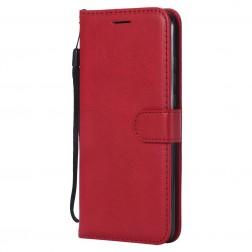 """""""Diary"""" atverčiamas dėklas, knygutė - raudonas (Honor 8X)"""
