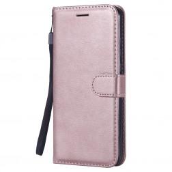 """""""Diary"""" atverčiamas dėklas, knygutė - rožinis (Honor 8X)"""