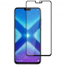 """Mocolo"" Tempered Glass apsauginis ekrano stiklas 0.26 mm - juodas (Honor 8X)"