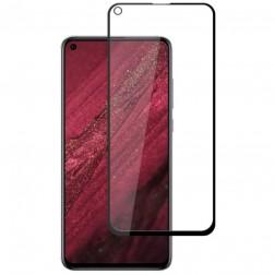 """""""Mocolo"""" Tempered Glass apsauginis ekrano stiklas 0.26 mm - juodas (Honor View 20 / V20)"""