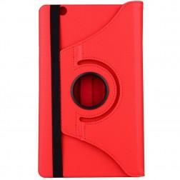 Atverčiamas dėklas (360°) - raudonas (MediaPad M3 8.4)