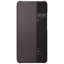"""""""Huawei"""" Smart View Cover atverčiamas dėklas - tamsiai pilkas (Mate 10 Pro)"""