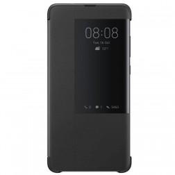 """""""Huawei"""" Smart View Flip Cover atverčiamas dėklas - juodas (Mate 20)"""