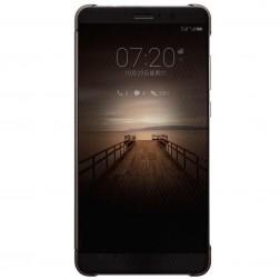 """""""Huawei"""" Smart View Flip Cover atverčiamas dėklas - tamsiai rudas (Mate 9)"""