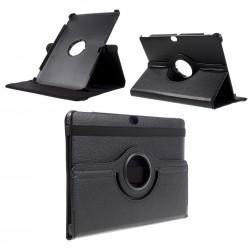 Atverčiamas dėklas (360°) - juodas (MediaPad M2 10)