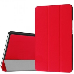 Atverčiamas dėklas - raudonas (MediaPad M3 8.4)